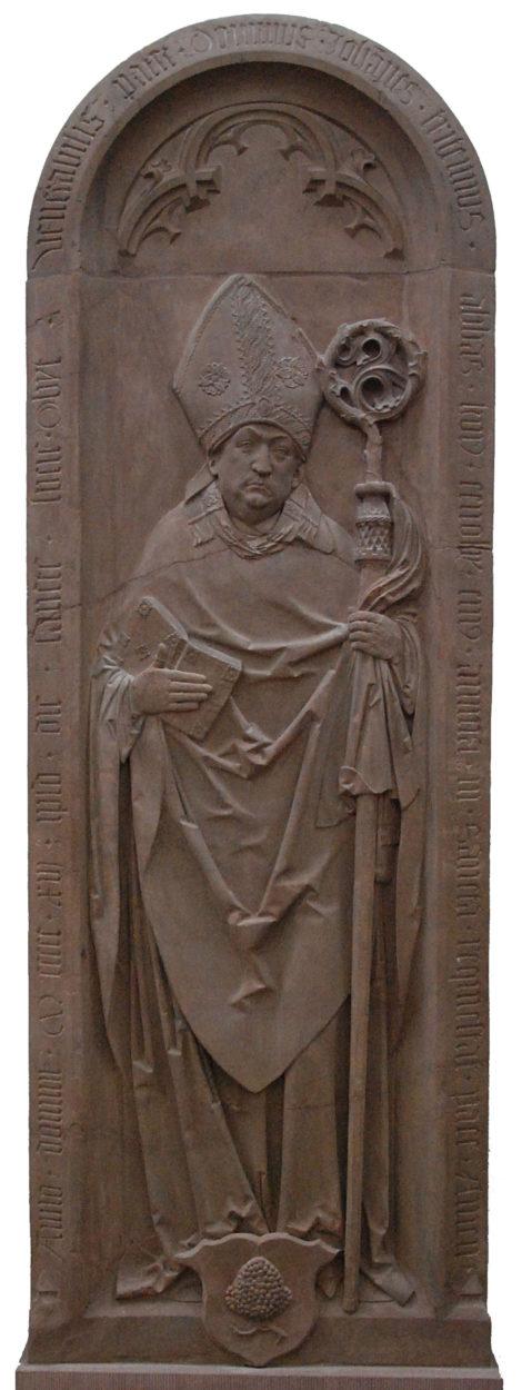 Benedictine Abbot Johannes Trithemius (Born Johann Heidenberg)