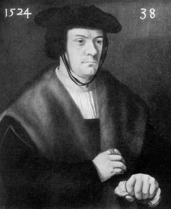 Agrippa von Nettesheim - Portrait