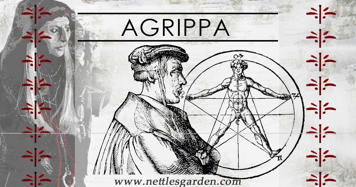 Agrippa von Nettesheym