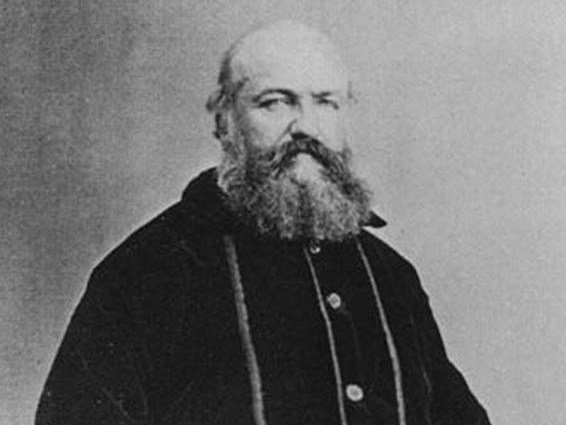 Eliphas Levi - Alphonse Louis Constant - Portrait