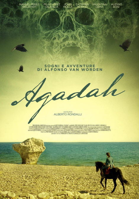 Agadah - Official Film Poster