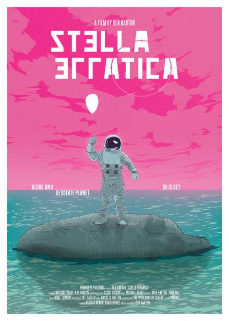 Stella Eratica. Film Poster