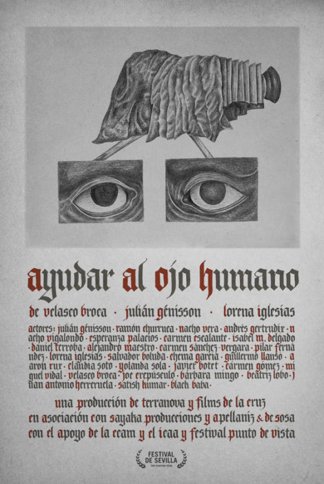 To Help the Human Eye - Film Poster