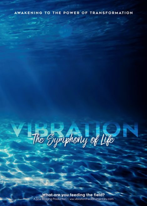 Vibration: The Symphony of Life - Film poster