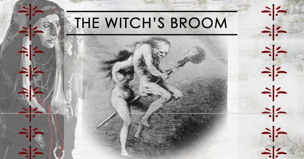 The Witch's Besom – How to Craft and Use Your Own Magical Broom