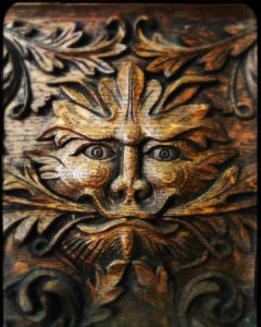 The Green Man - Museum of British Folklore